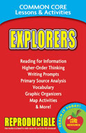 Explorers - Common Core Lessons and Activities