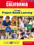 Exploring California Through Project-Based Learning