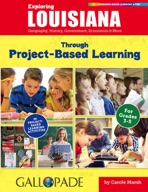 Exploring Louisiana Through Project-Based Learning