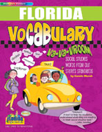 Florida Vocabulary: Va-Va-Vroom! Social Studies Words From Our State's Standards