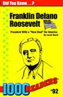 Franklin D. Roosevelt: America's New Deal President