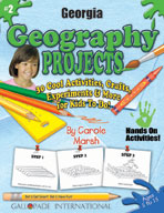 Georgia Geography Projects