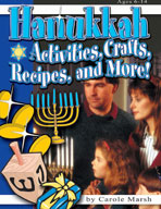Hanukkah Activities, Crafts, Recipes, and More!
