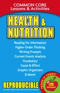 Health & Nutrition - Common Core Lessons & Activities