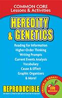 Heredity & Genetics - Common Core Lessons & Activities