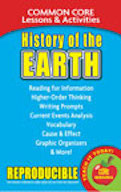 History of the Earth - Common Core Lessons & Activities
