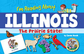 I'm Reading About Illinois (ebook)