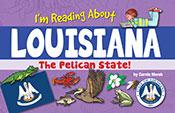 I'm Reading About Louisiana (eBook)