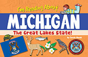 I'm Reading About Michigan (ebook)
