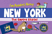 I'm Reading About New York (ebook)
