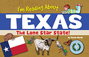 I'm Reading About Texas (eBook)