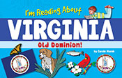 I'm Reading About Virginia (ebook)