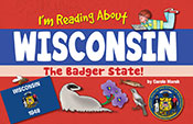 I'm Reading About Wisconsin (ebook)