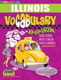 Illinois Vocabulary: Va-Va-Vroom! Social Studies Words From Our State's Standards