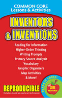 Inventors and Inventions - Common Core Lessons & Activities