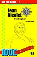 Jean Nicolet: French Explorer