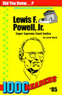 Lewis F Powell, Jr: Super Supreme Court Justice