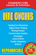 Life Cycles  Common Core Lessons and Activities