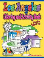 Los Angeles Coloring & Activity Book