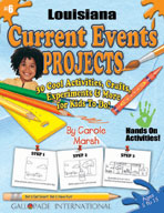 Louisiana Current Events Projects