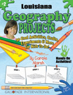 Louisiana Geography Projects