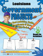 Louisiana Government Projects
