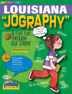 "Louisiana ""Jography"": A Fun Run Through Our State"