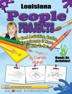 Louisiana People Projects