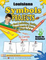 Louisiana Symbols Projects