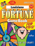 Louisiana Wheel of Fortune!