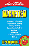 Magnetism - Common Core Lessons & Activities
