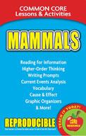 Mammals - Common Core Lessons & Activities