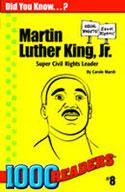 Martin Luther King, Jr: Super Civil-Rights Leader