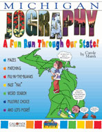 "Michigan ""Jography"": A Fun Run Through Our State!"