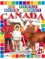 My First Book About Canada (eBook)