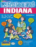 My First Book About Indiana!