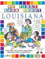 My First Book About Louisana!