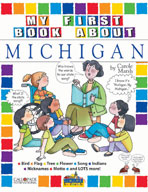 My First Book About Michigan