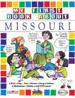 My First Book About Missouri!