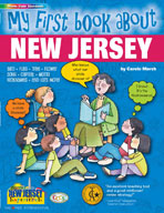 My First Book About New Jersey!
