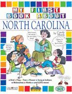 My First Book About North Carolina!