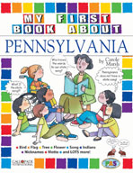 My First Book About Pennsylvania!