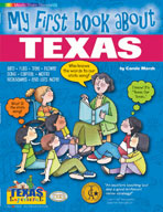 My First Book About Texas!