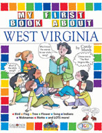 My First Book About West Virginia!