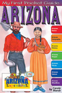 My First Pocket Guide About Arizona