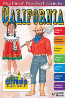 My First Pocket Guide About California