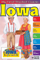My First Pocket Guide About Iowa