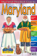 My First Pocket Guide About Maryland