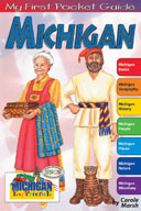 My First Pocket Guide About Michigan