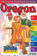 My First Pocket Guide About Oregon